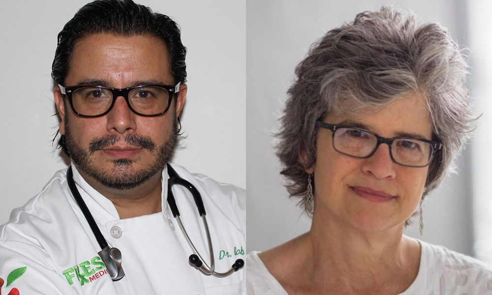 Dr/Chef Rob Graham, Co-Founder and Chief Medical Officer of FRESH Medicine and Peggy Neu, president of The Monday Campaigns will hold a webinar about how to stay healthy and calm during these anxious times.