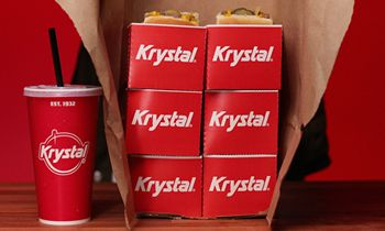 Krystal Reopens in Scottsboro, Alabama