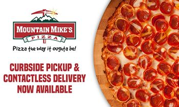 Mountain Mike's Pizza Opens First Eureka Location