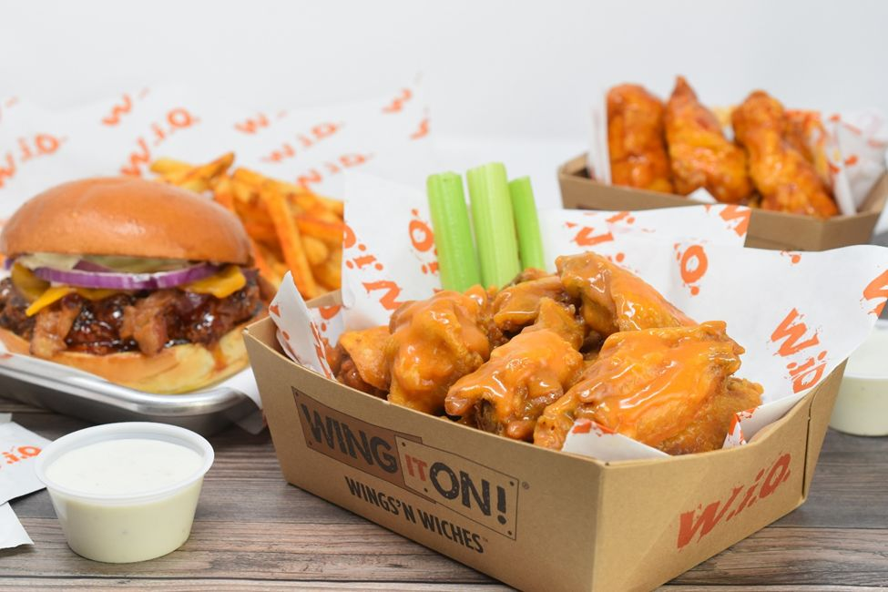 """Wing It On! built to thrive in the """"new normal"""" of food service as system-wide sales hit record highs the weeks following social distancing"""