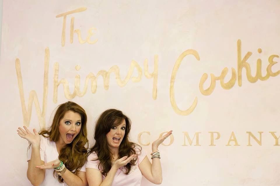 Co-Owner Collins Tuohy Smith with Founder & Co-Owner Laurie Suriff