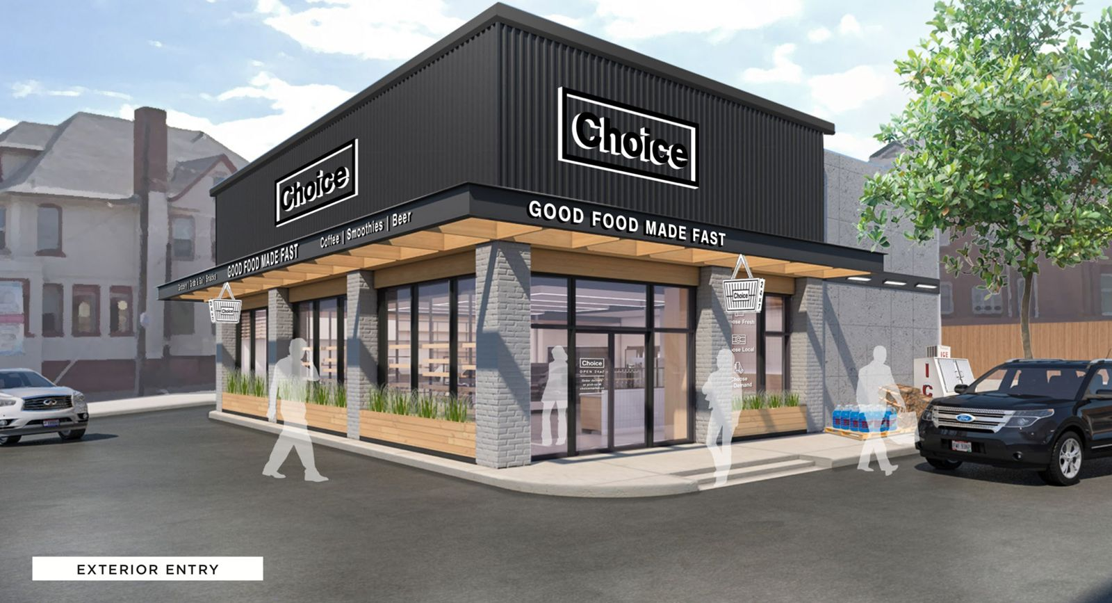 Choice Market Prepares to Open New Flagship Location
