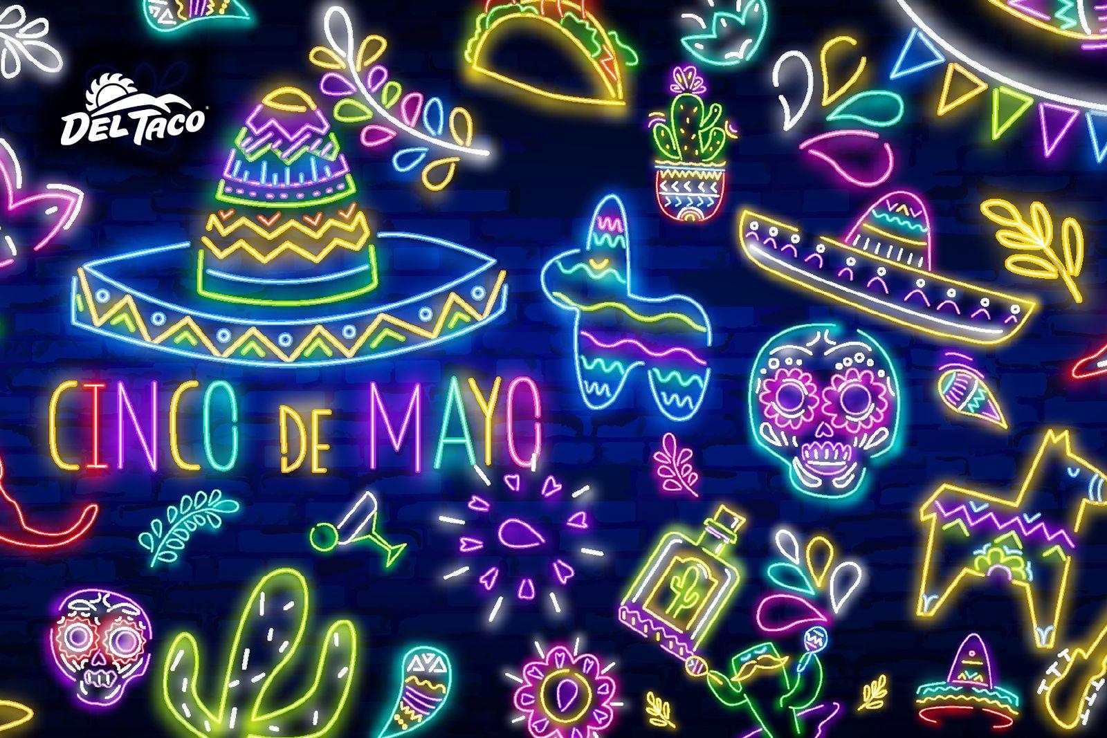 Celebrate Cinco de Mayo Del Taco Style