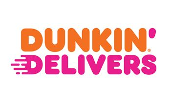 Dunkin' Expands Delivery Options Through New Partnership with Uber Eats