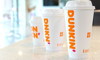 Farewell to Foam: Dunkin' Completes Global Transition to Paper Cups