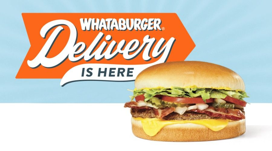 Whataburger Launches Delivery Service