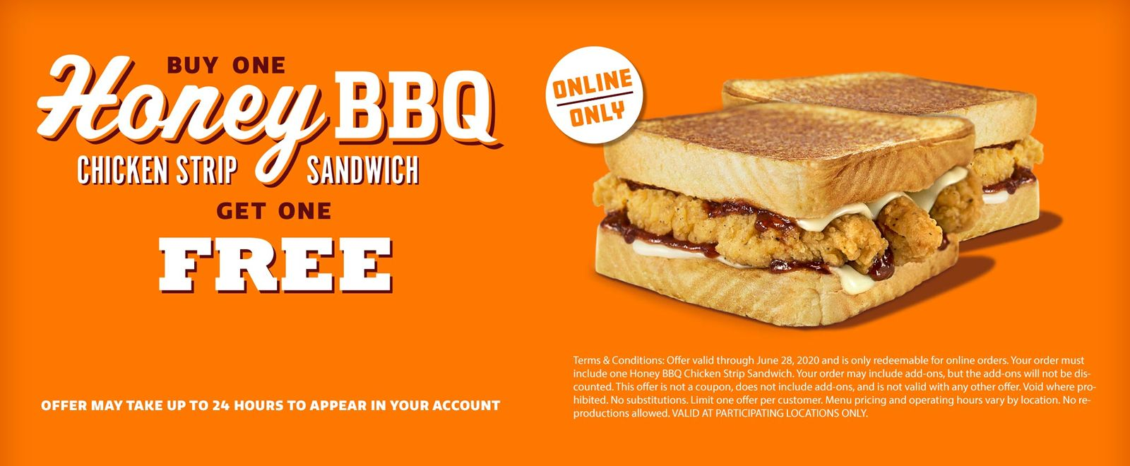 Celebrate Father's Day with Whataburger's Buy One, Get One Deal