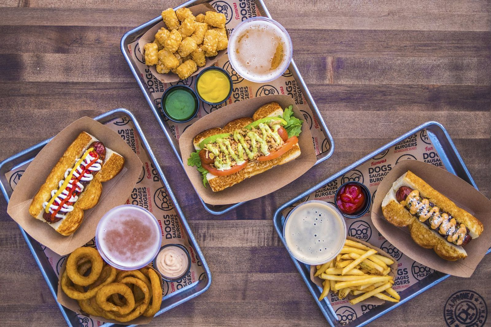Dog Haus is at the Forefront of the Virtual Kitchen Movement