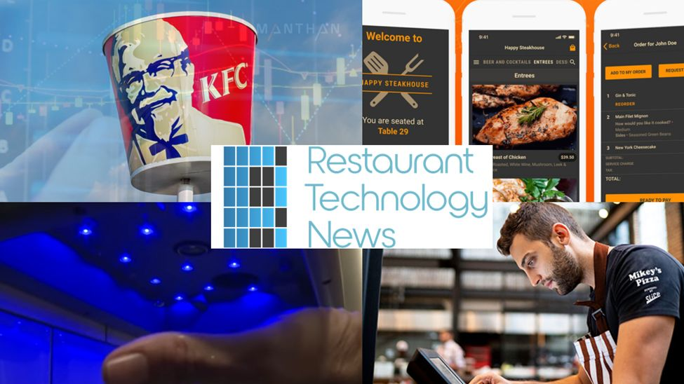 Featured Stories from Restaurant Technology News - June 3, 2020