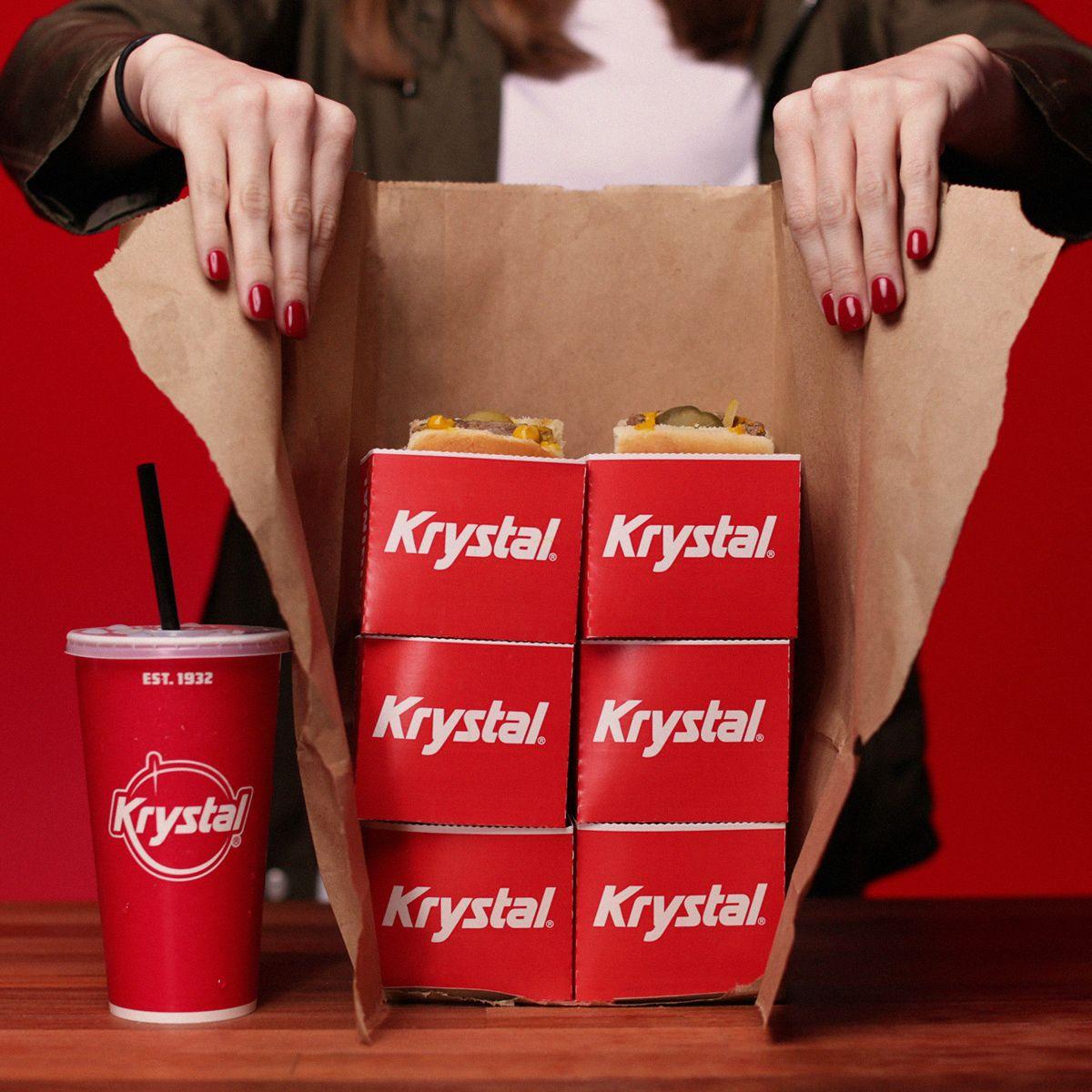 Krystal Now Hiring at All Locations