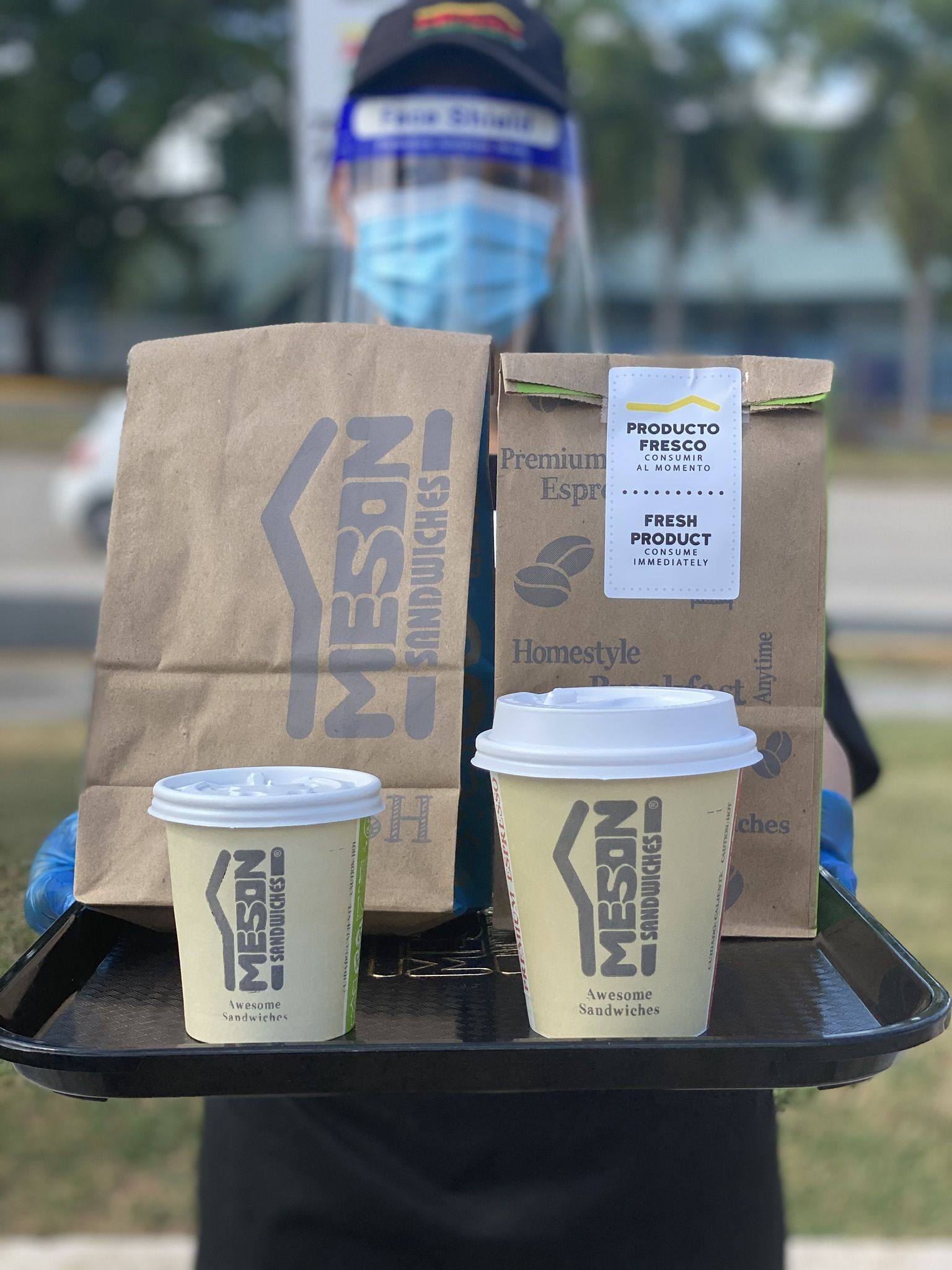 Meson Sandwiches Launches Safe, Convenient and Easy Drive-In Service