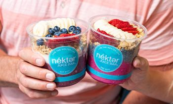 Nékter Juice Bar's New Layered Lifestyle Bowls: The Essential Post-COVID Fix