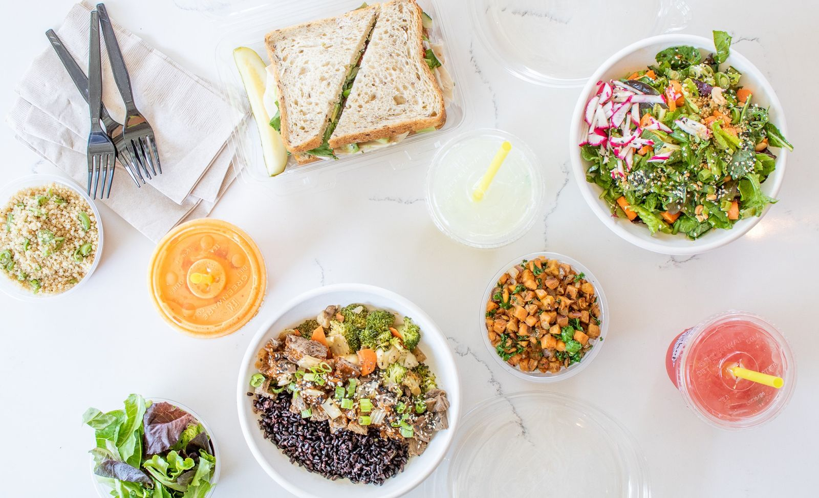 Original ChopShop is Bringing 'Just Feel Good Food' to McKinney
