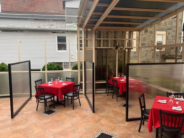Re-Open Your Restaurant Safely with Polycarbonate Partitions