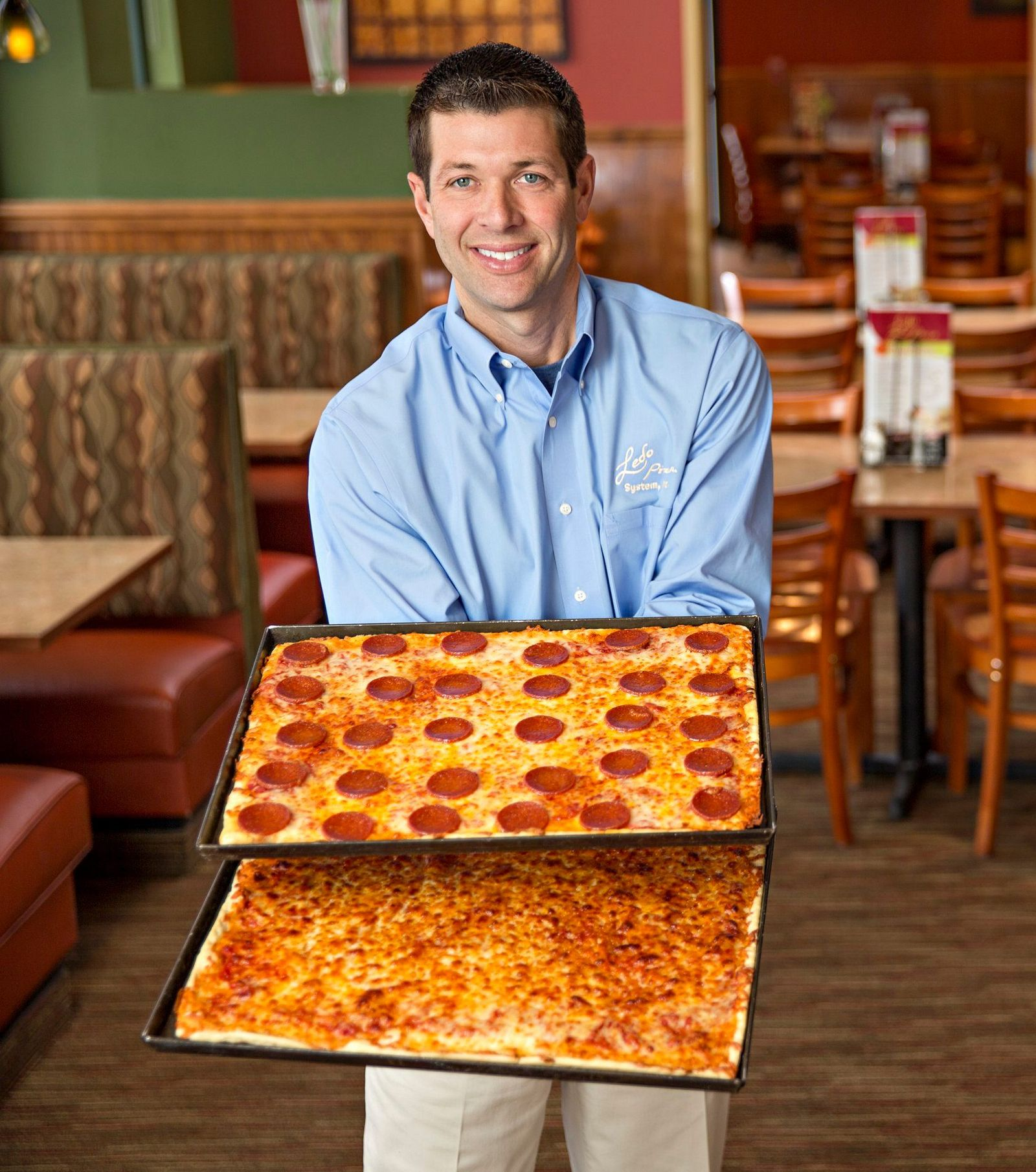 Jamie Beall, Ledo Pizza President and Chief Operating Officer
