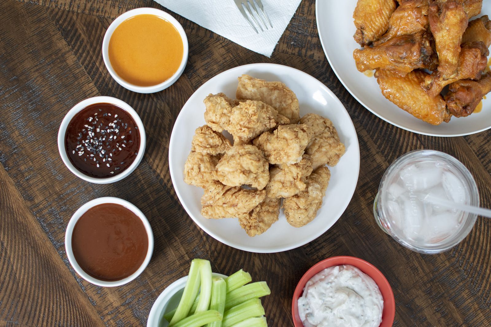 Buffalo Wings & Rings Launches Limited-Time Menu for National Wing Month