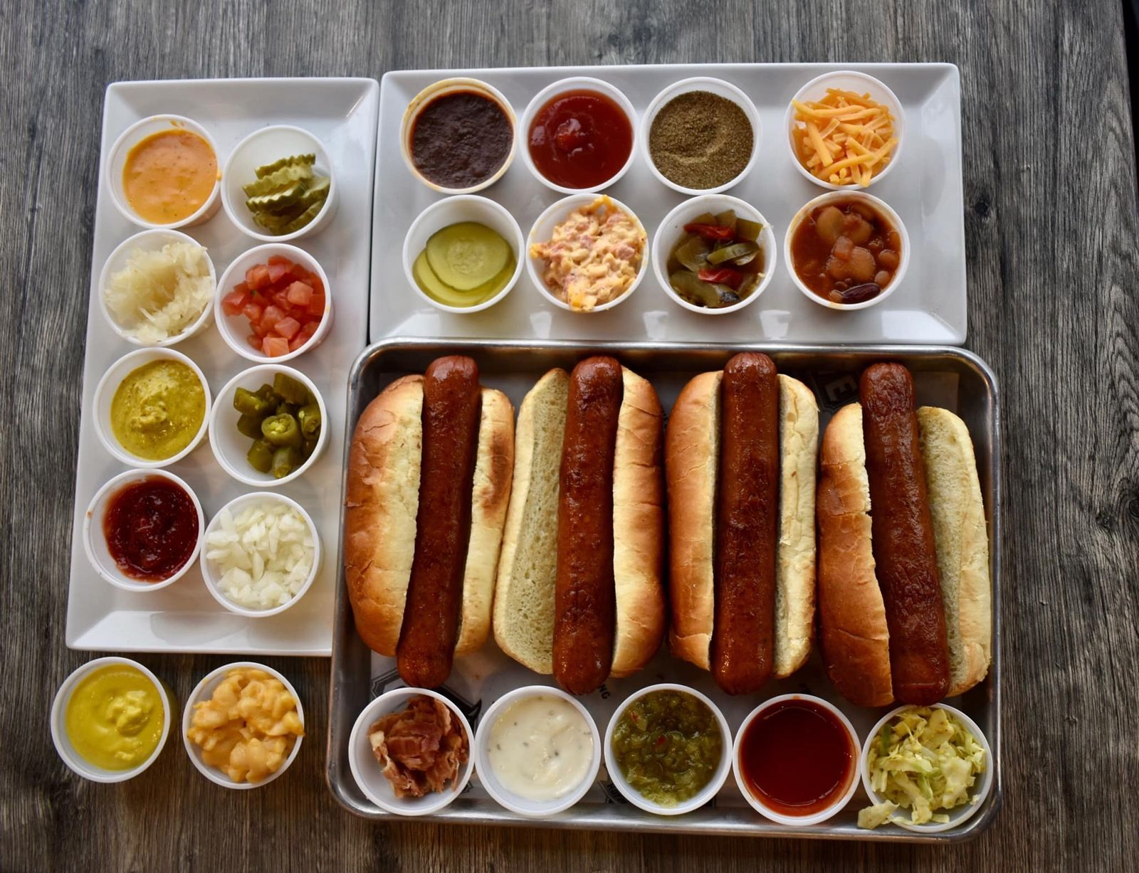 Crave Hot Dogs and BBQ Celebrates Craves' National Hot Dog Day Friday July 17th, With Free Hot Dogs!