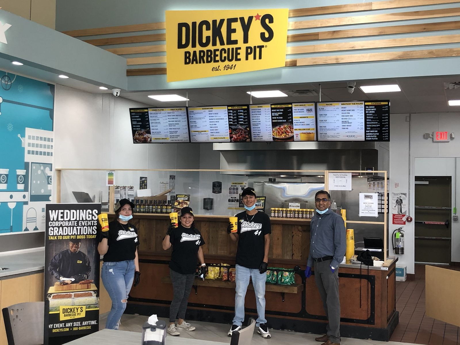 Dickey's Barbecue Pit Begins Q3 With Dozens of New Development Deals