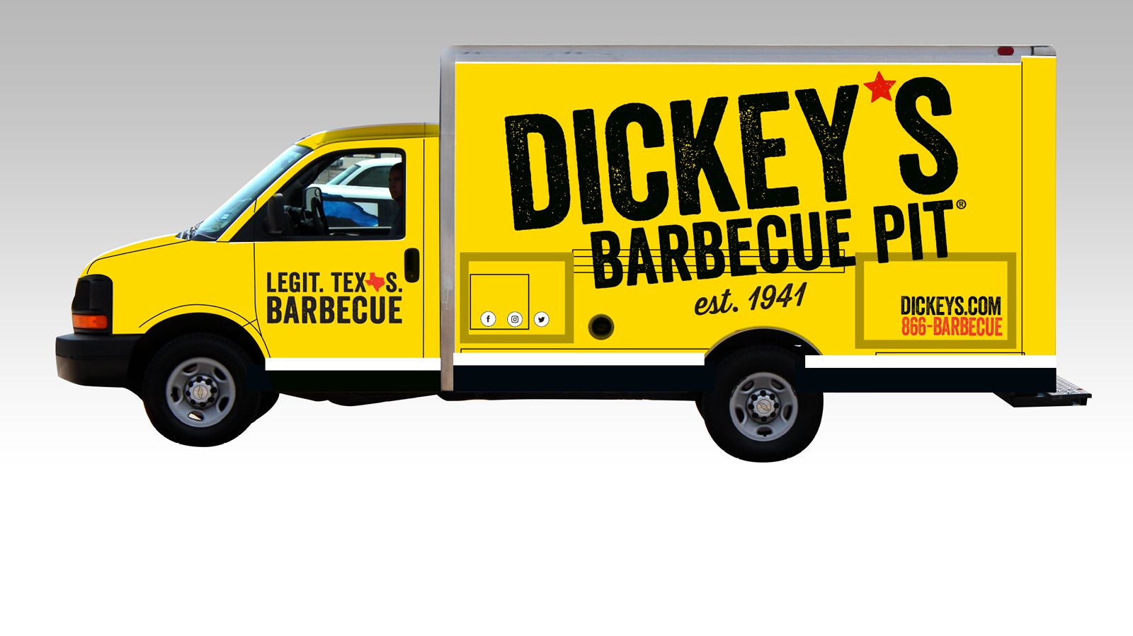 Dickey's Food Truck Model Explodes with Interest Amid the Pandemic