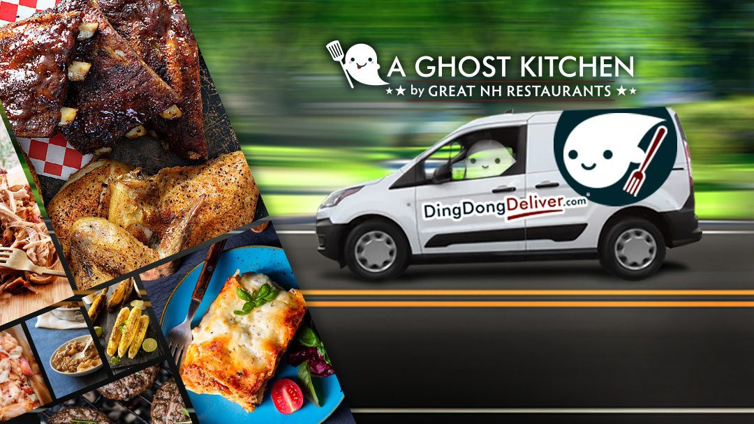NH's First Ghost Kitchen Unveiled in Manchester