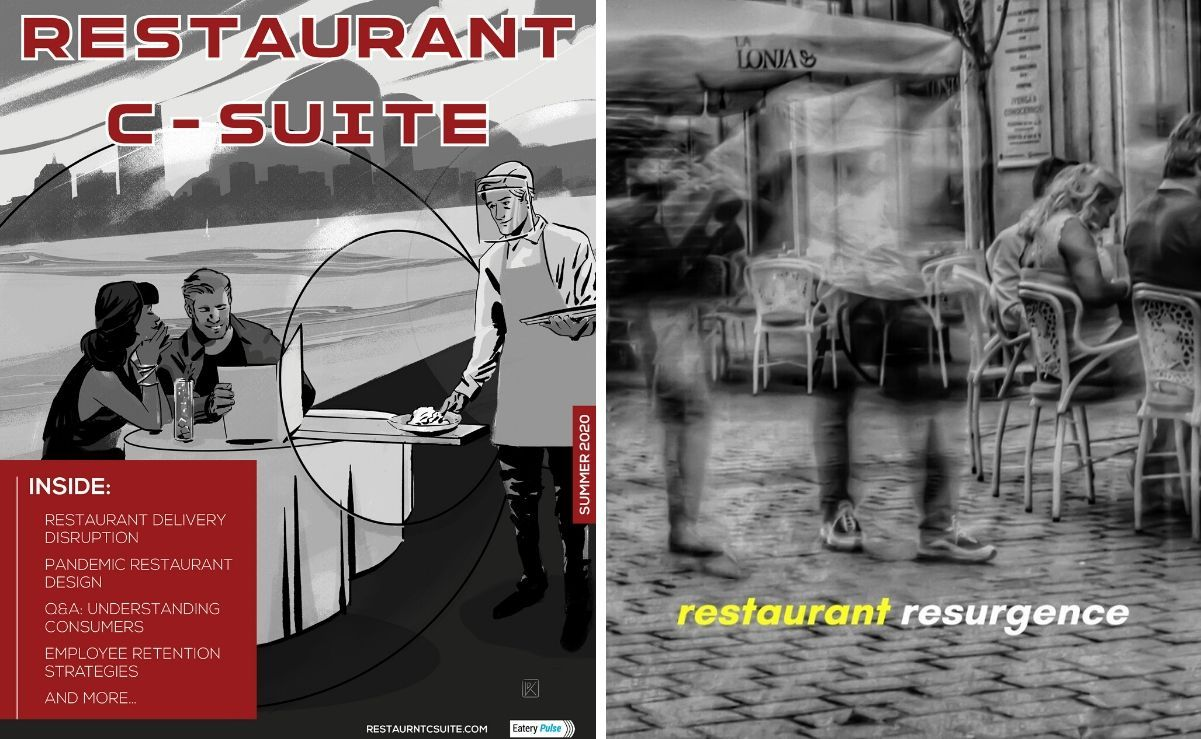 Eatery Pulse publishes Restaurant C-Suite Magazine summer issue, adds Restaurant Resurgence Program