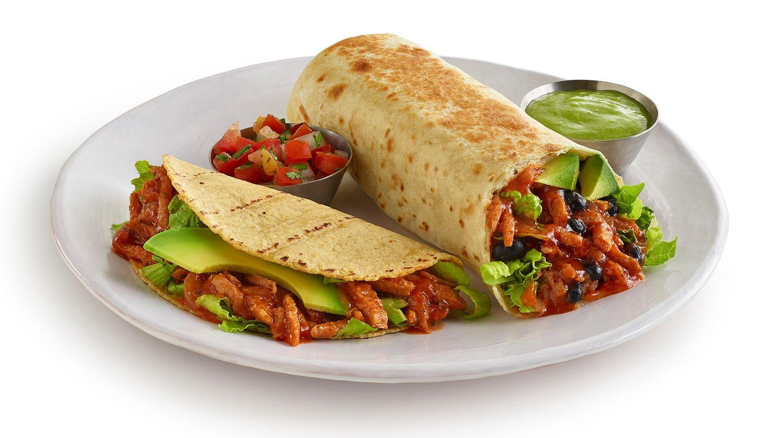 El Pollo Loco Reformulates Plant-Based Chicken Alternative as Vegan