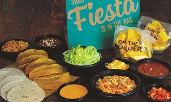 Enjoy On The Border's Bold Flavors at Home with the New Build-Your-Own Taco Kit