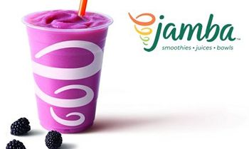 Jamba Launches Its Blackberry Smoothie: Company's Newest Plant-Based LTO