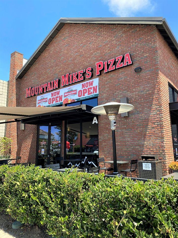 Newport-Mesa Mountain Mike's Pizza