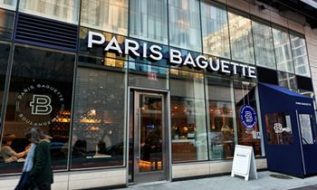 Paris Baguette Seeks Development Opportunities in Vancouver