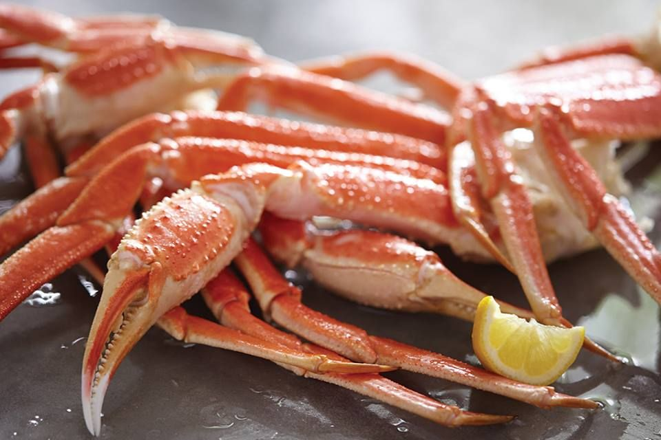 Red Lobster Deal - FREE Snow Crab Legs