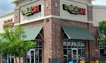 Tropical Smoothie Cafe Opens 43 Cafes and Signs 103 New Franchise Agreements YTD