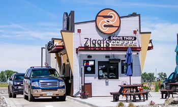 Ziggi's Coffee Drive-Thru Propels Company-Wide Growth Amid Pandemic