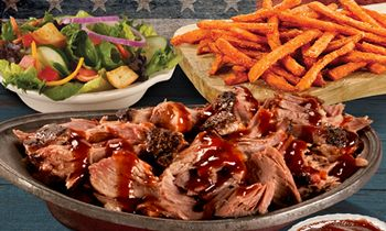 Celebrate Labor Day with Logan's Roadhouse's Family Meals