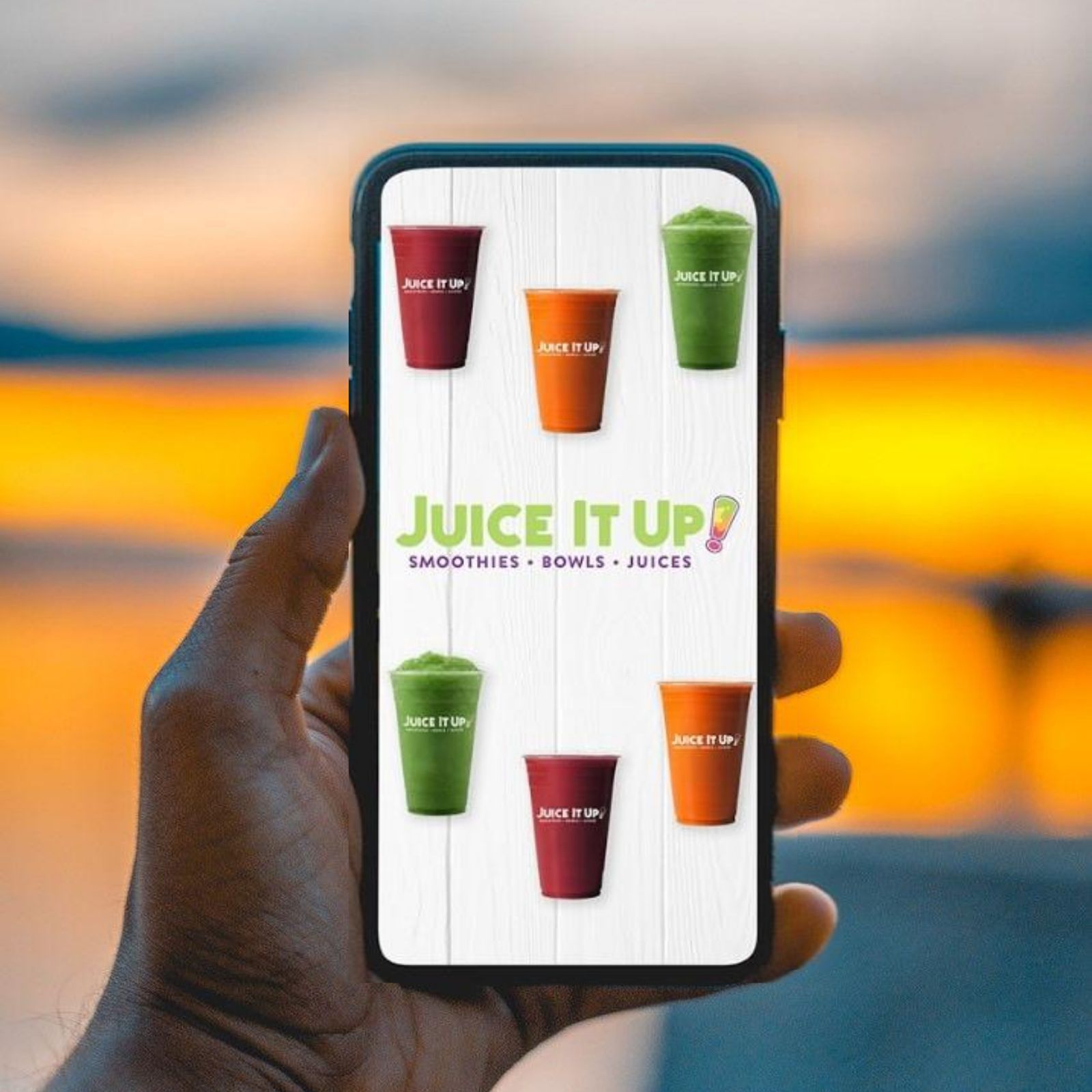 Juice It Up! Launches New Order Ahead Feature