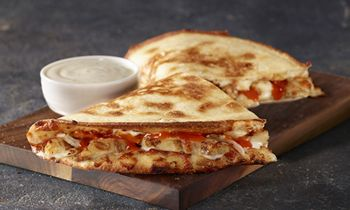 Papa John's New Grilled Buffalo Chicken Papadia Brings the Heat – But Not the Mess – Of Traditional Chicken Wings
