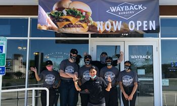 Wayback Burgers Finds Success in New Location Opened During Pandemic