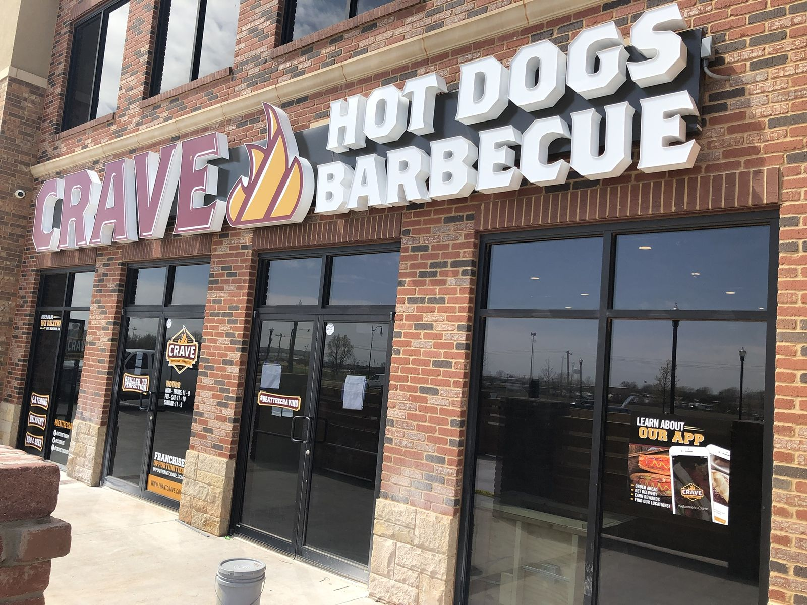 Crave Hot Dogs and BBQ Experiences Abundant Growth in Last Few Months!