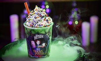 Freeform and Carvel Conjure up the Ultimate Halloween Treat in Celebration of 31 Nights of Halloween