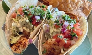 San Pedro Fish Market Grille Celebrates National Taco Day on October 4 with $5.99 Shrimp Taco Combo
