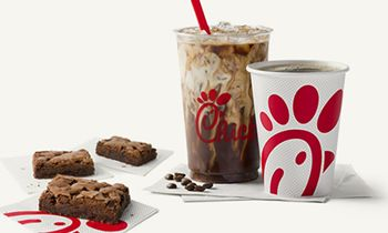 Treat Yourself: Chick-fil-A Adds New Brownie and Coffee Drinks to Menu Nationwide