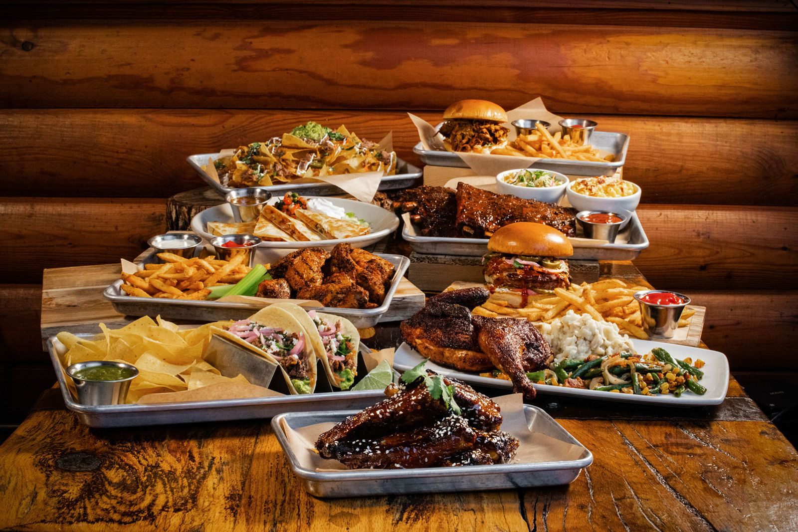 Twin Peaks Changes the Game with New Tailgating Kits and Menu Items