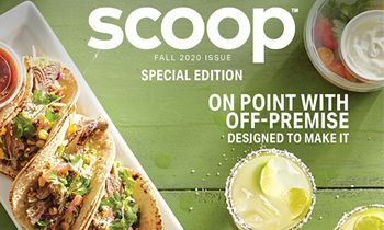 US Foods Fall Scoop Helps Restaurant Operators Stay On Point With Evolving Off-Premise Trends