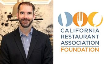 Anthony Zaller Inducted as Chair of the California Restaurant Association Foundation Board of Directors