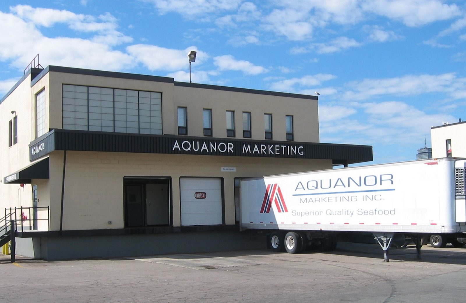 Aquanor Marketing, Inc. and Samherji Hf. Formalize Long Standing Partnership