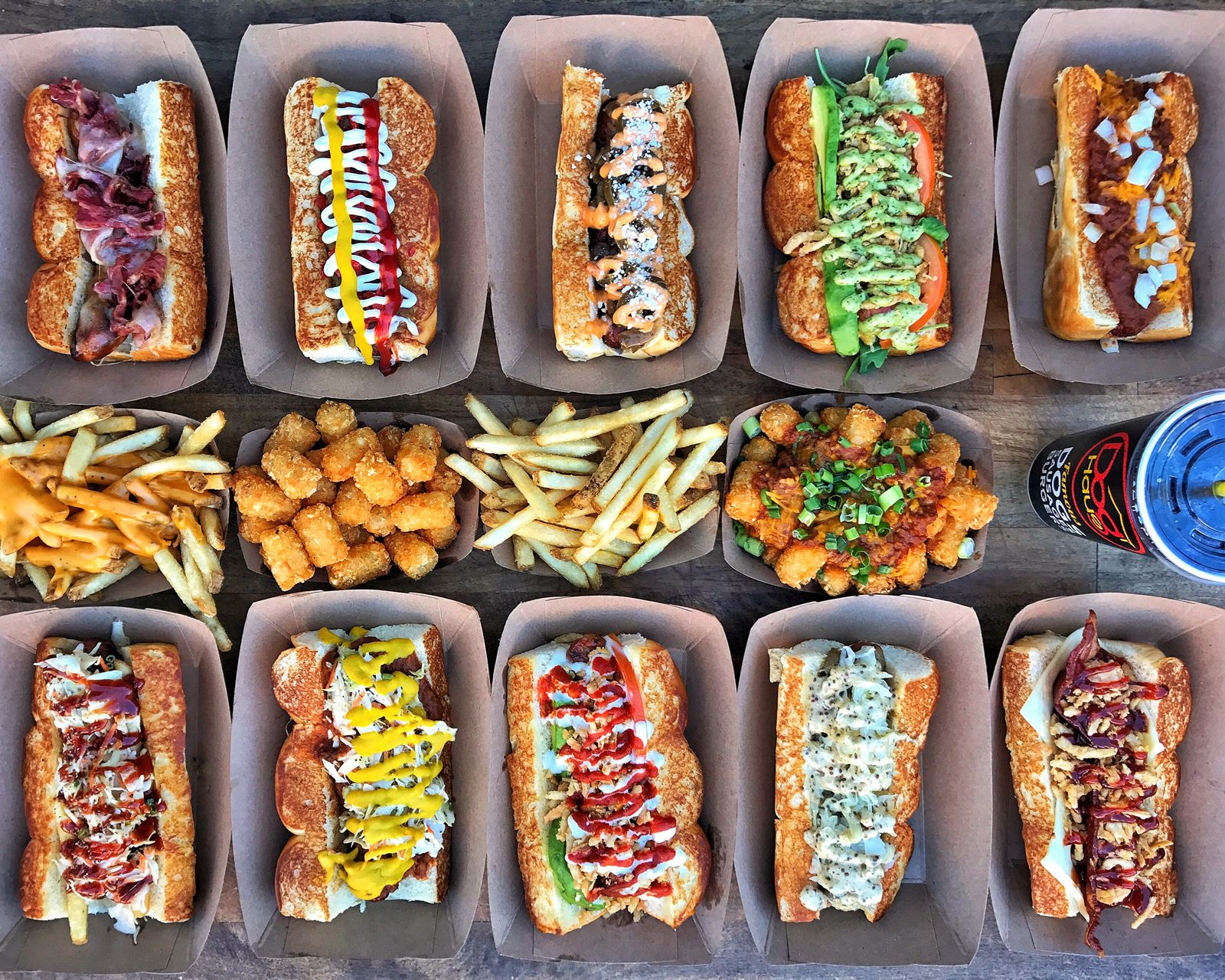 Dog Haus West Covina Reopens in Charter Oak Creek Shopping Center
