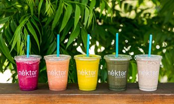 """Nekter CEO Steve Schulze Reports """"Project Wellness"""" Fuels 32% Q3 Sales Increase to Lead Entire Juice Bar Category"""