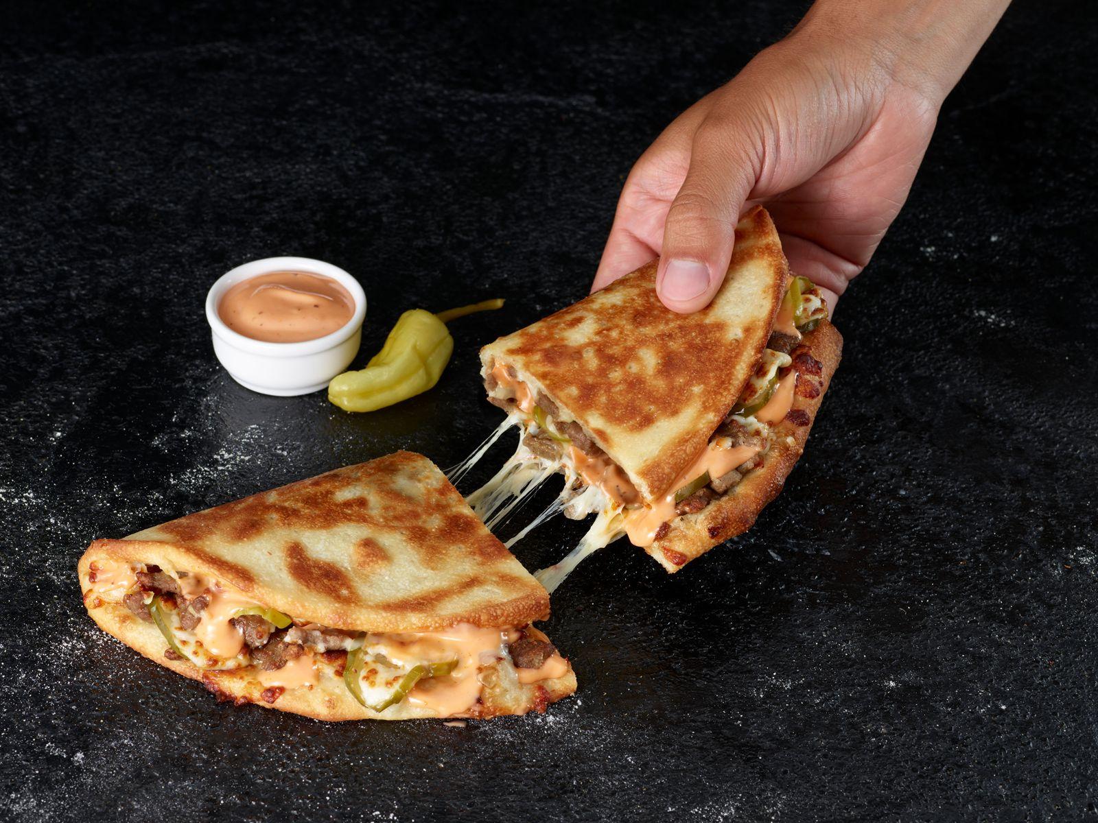 Papa John's Brings Back Its Fan-Favorite Double Cheeseburger Pizza