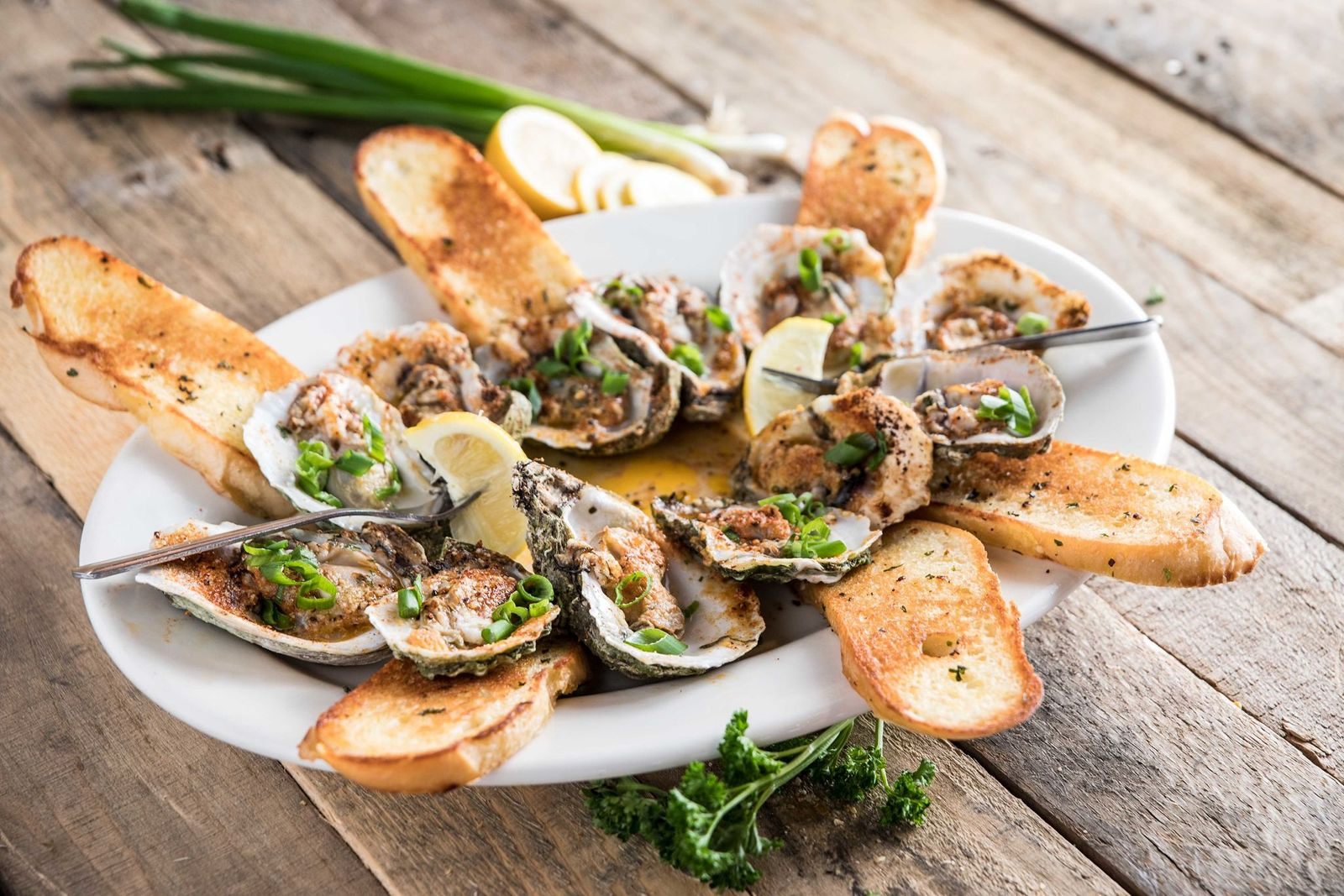 """Razzoo's Cajun Cafe Says """"Shuck It, We're Bringing Back Oysters!"""""""