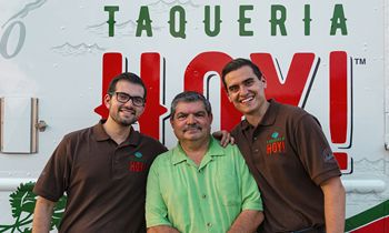 With 40 Years of Experience, Rafael De Anda Opens Taqueria Hoy!